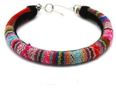 New Peruvian Rustic Manta Woven Traditional Cuzco Bracelet Free s H World Wide   eBay