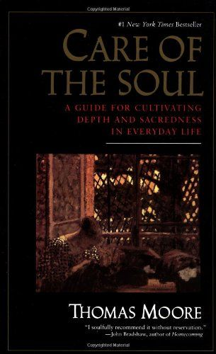 Care of the Soul : A Guide for Cultivating Depth and Sacredness in Everyday Life by Thomas Moore. provides a path-breaking lifestyle handbook that shows how to add spirituality, depth, and meaning to modern-day life by nurturing the soul.
