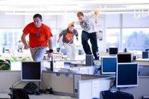 Reduce job stress to live longer. This looks like fun! #MattressToGo