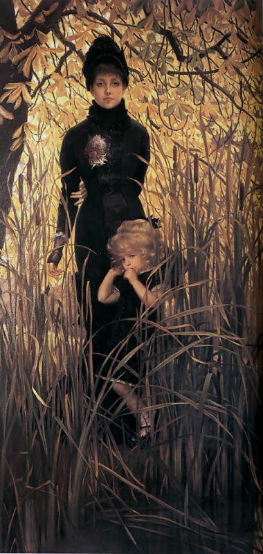 Orphan - James Tissot: