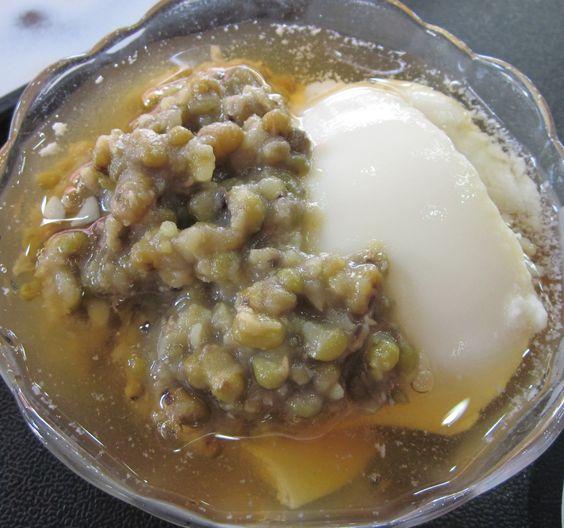 Tainan Dou Hua Dessert