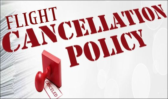 How to #Reschedule A Flight Or Cancel #AirlineTickets Without - refund policy