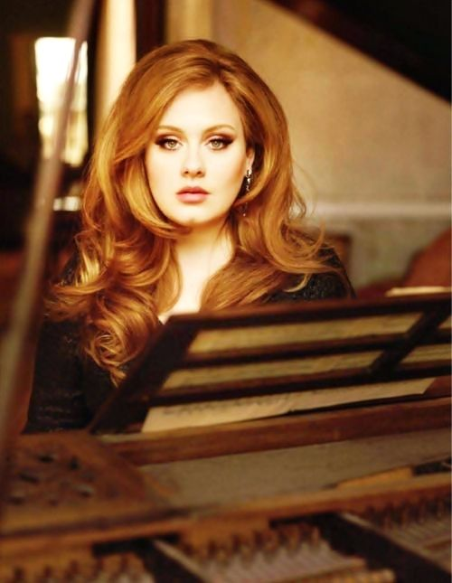 adele: Adele Gorgeous, Haircolor, Hairstyle, Hair Style, Beautiful Voice, Adele S Hair, Adele Hair, Hair Color, Adele Beautiful