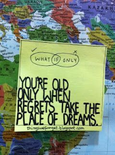 Things we forget #Singapore #Dreams