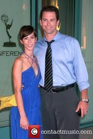 Michael and Jaime Muhney.  Michael plays Adam Newman on the Soap Opera Young & Restless