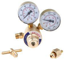 Welding Gas Welder Oxygen Regulator Oxy For Victor Torch Cutting Kits CGA 540