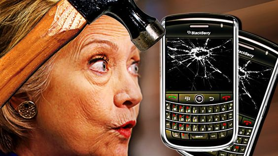 HILLARY EMAILS COVER-UP !! • Why BLEACHBIT? •  PHONES DESTROYED ?  #lock...Judge Napolitano speaks ....9/8/16