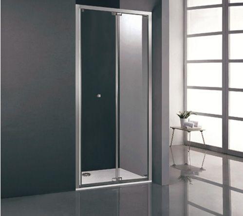 Duplex mampara de ducha para espacios peque os de dos - Puertas para duchas ...