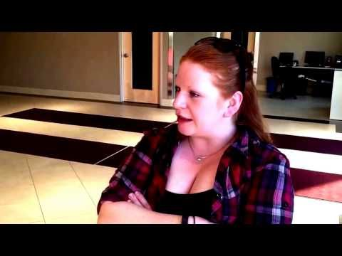 Scion customer talks about purchasing her brand new Scion Tc from Kermit