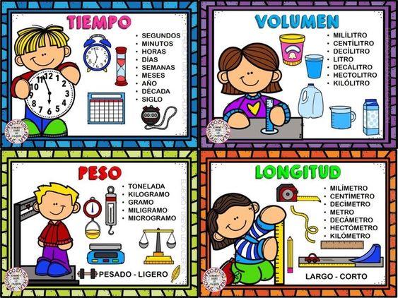 Pin De Patricia En Desafios Matematicos Primaria Unidades De Medida Material Didactico Para Matematicas Matematicas Tercero De Primaria