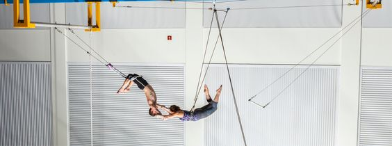 "Our experienced and caring instructors will guide you every step of the way. We truly believe our motto, ""anyone can try flying trapeze and everyone will be successful."""