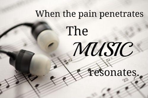 pain penetrates
