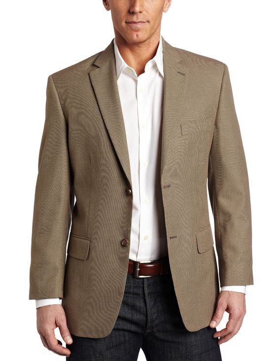 Men's Sports Jacket with Jeans | Wearing Sport Coats with Jeans