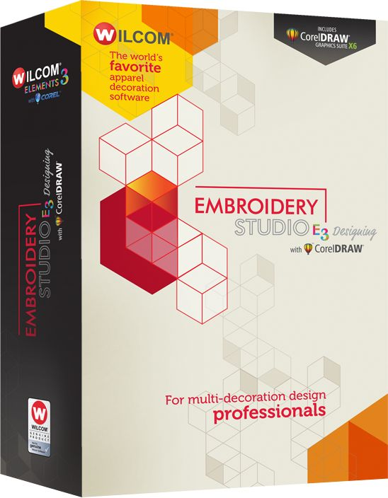 Embroiderystudio E3 Is The Ultimate Embroidery And Multi Decoration Design Software That S Used By International Fashion Labels Retail Stores And