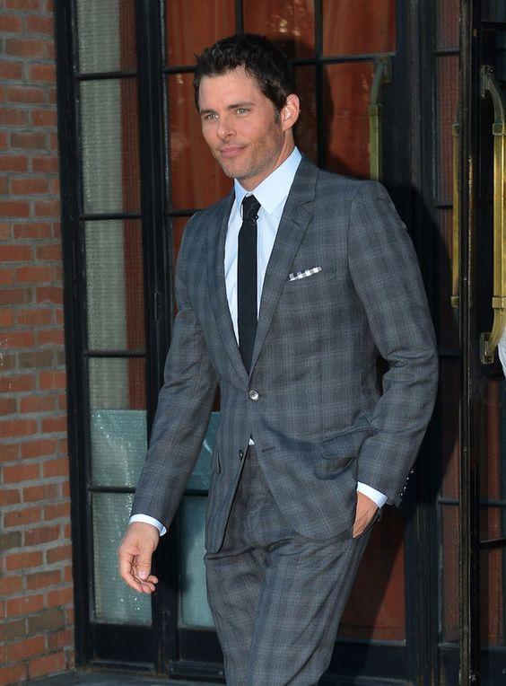 Dior H. suit