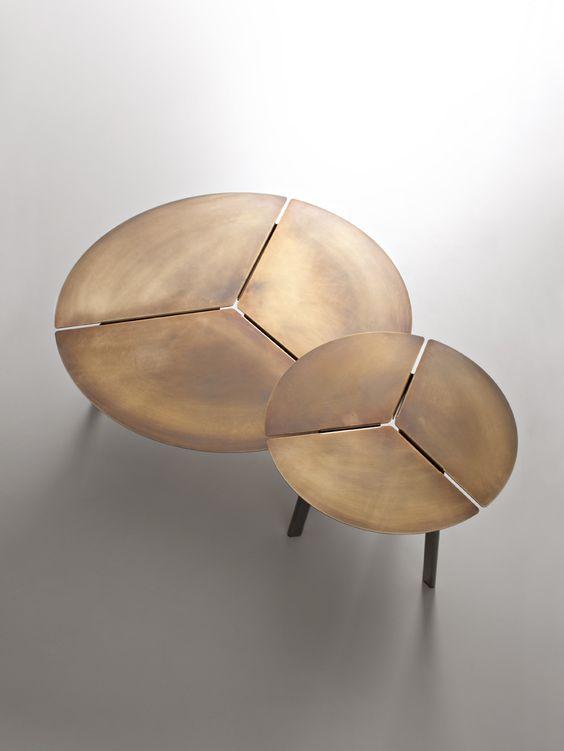 PLACAS design  |  Lucidi Pevere for De Castelli