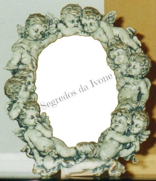 AD1- Pintura em moldura de marfinite