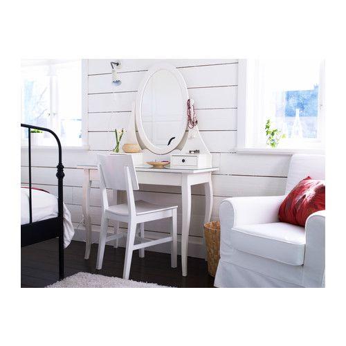 HEMNES Frisiertisch mit Spiegel  - IKEA