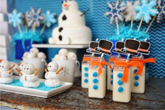 Festa Tema Frozen