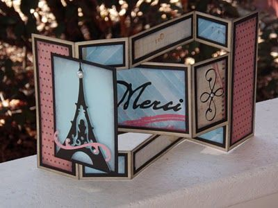 Stamping With Sweet E: Weekly Challenge #1: OOH, LA LA! FRENCH MANOR!