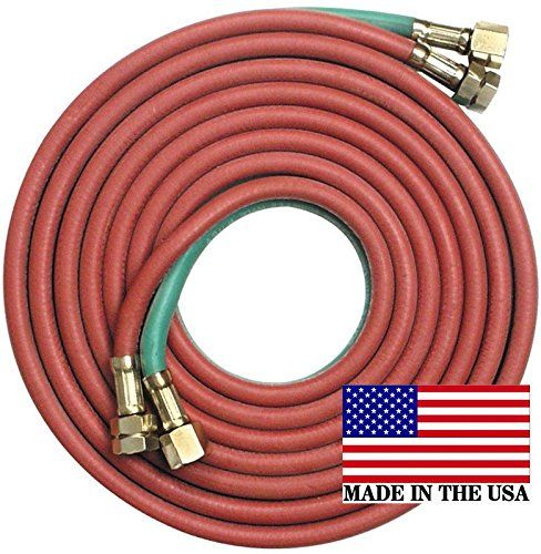 Best Welds Hose Twin Welding Hoses 1 4 In 100 Ft Acetylene Only 1 Piece Review Acetylene Welding Welding Welding Equipment