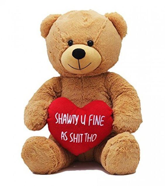 Holla Bears Shawty U Fine