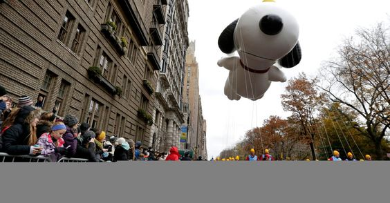 In pictures, 2014 Macy's Thanksgiving Day Parade