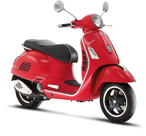 GTS Super 125 ie ABS Rosso dragon