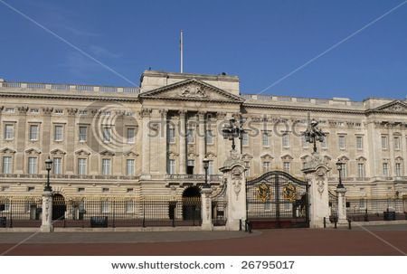 Buckingham Palace, the Queen's Residence