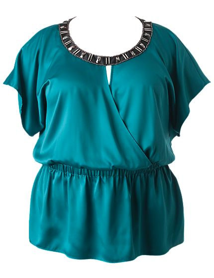 Like this blouse - fit though?