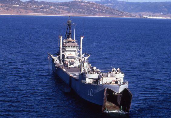 L-12 MARTIN ALVAREZ by Armada Española.