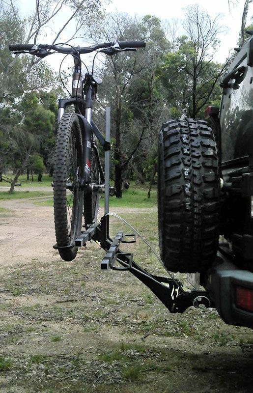 Jk Jeep Wrangler Bike Carrier Portabicicletas Soportes Para Bicicletas Portabicis
