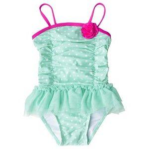 Target Mobile Site - Circo® Infant Toddler Girls' 1-Piece Tutu Swimsuit