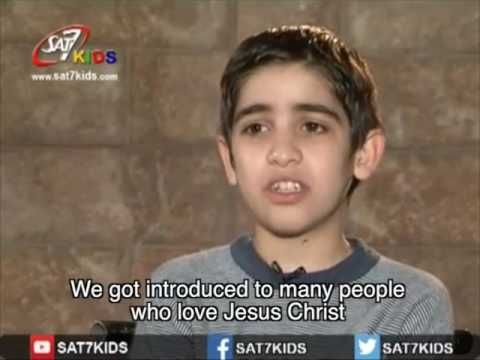 """""""When Daesh (ISIS) Came...""""  Read Nouh's testimony, a #Syrian #Refugee who escaped the devastation of ISIS with his family. Now see how God has #blessed them!"""