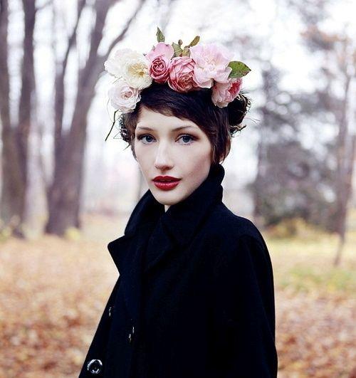 1000 Ideas About Flower Crown Hair On Pinterest: Wedding DIY Ideas