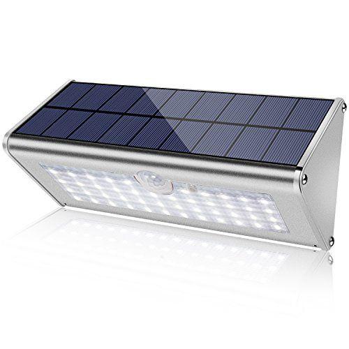 Securoad Super Bright Solar Lights Outdoor Water Proof 4 Https Www Amazon Com Dp B07f3zd Outdoor Solar Lights Brightest Solar Lights Motion Sensor Lights