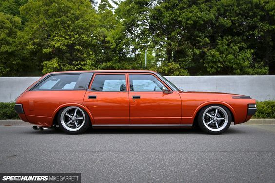 The Japanese Muscle Wagon Speedhunters In 2020 Toyota Crown Station Wagon Cars Classic Cars