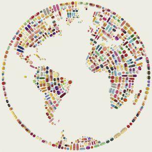 World map of Pills?