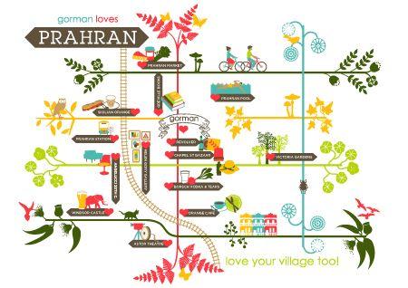Prahran - by beci orpin