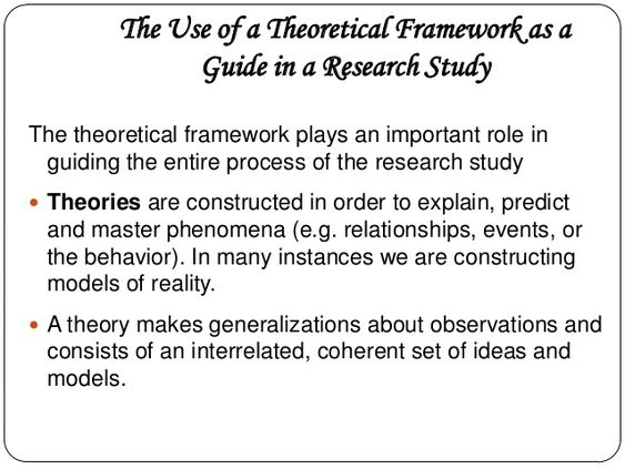 Conceptual And Theoretical Framework Thesi Writing Academic Dissertation Rationale Example