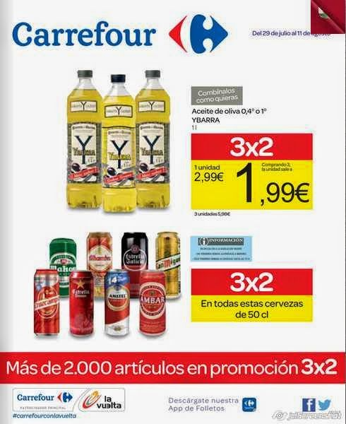 Catalogo carrefour de alimentacion y bebidas ofertas - Hogarium catalogo de ofertas ...