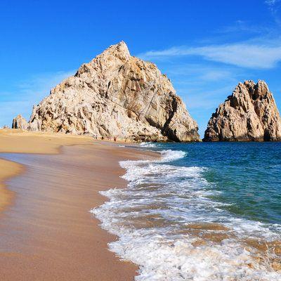 Playa del Amor, Cabo San Lucas, México