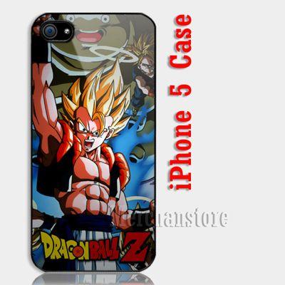 Dragon Ball Z Custom iPhone 5 Case Cover
