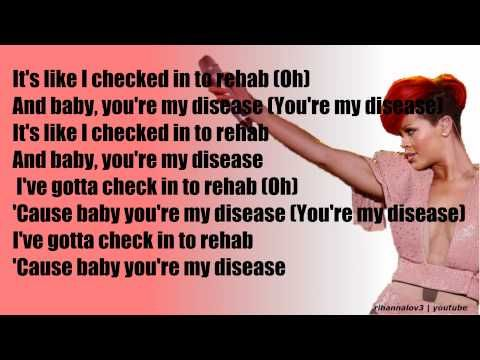 Rehab Rihanna Rihanna Lyrics Lyrics True Stories