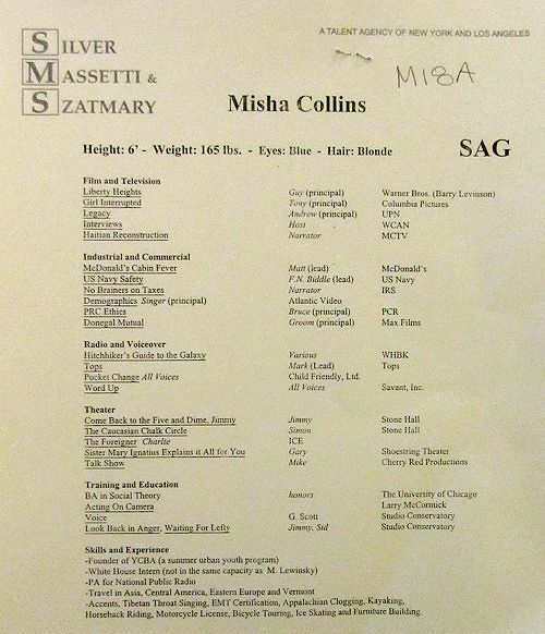 misha collins resume node2004-resume-templatepaasprovider