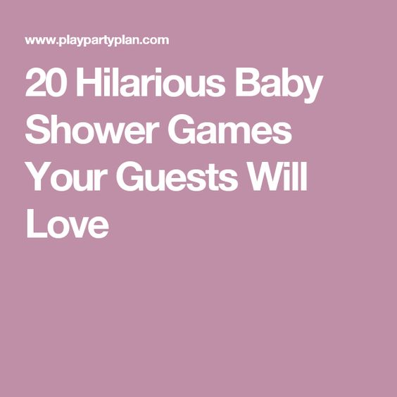 baby shower games shower games baby showers hilarious showers game