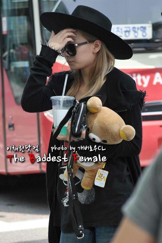 CL + Rilakkuma