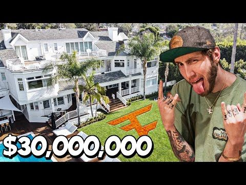 Faze Clan Just Began Renting A New House In Burbank California For 80 000 A Month Take A Look Inside Their New 2020 Man In 2020 Celebrity Houses Youtube Com Reveal