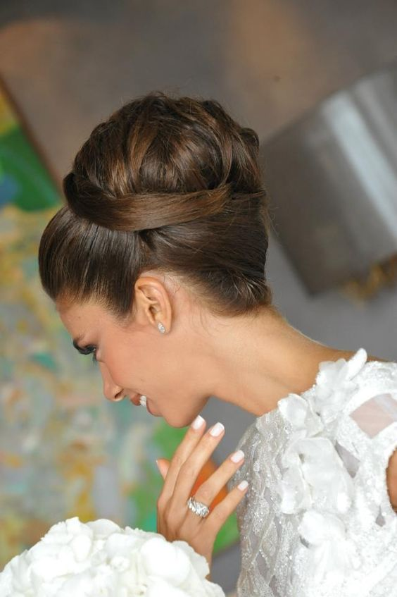 Pictures Of Lebanese Bride Hairstyles 91