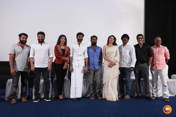 Dhanush's Vada Chennai Movie Press Meet